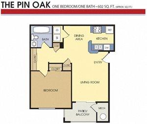 The Pin Oak