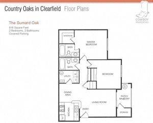 The Sumard Oak