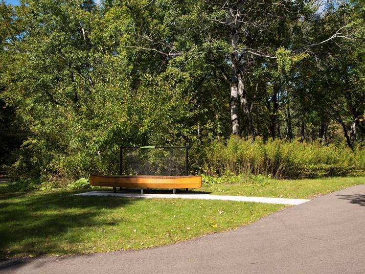 Grass Path at Aspenwoods Apartments, Eagan, 55123