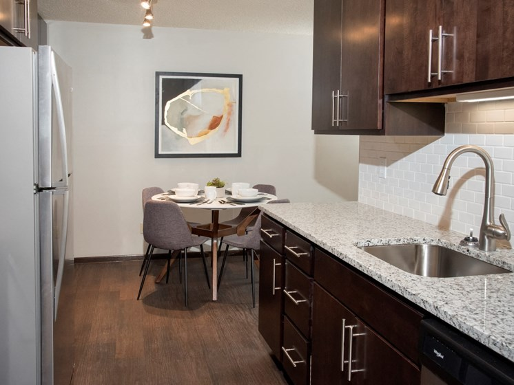 2 BR/1.25 BA - The Willow, stainless steel appliances