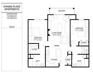 Chaska Place Apartments in Chaska, MN