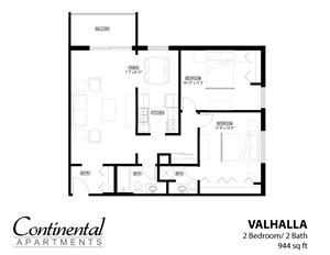 Continental Apartments in New Hope, MN_Valhalla