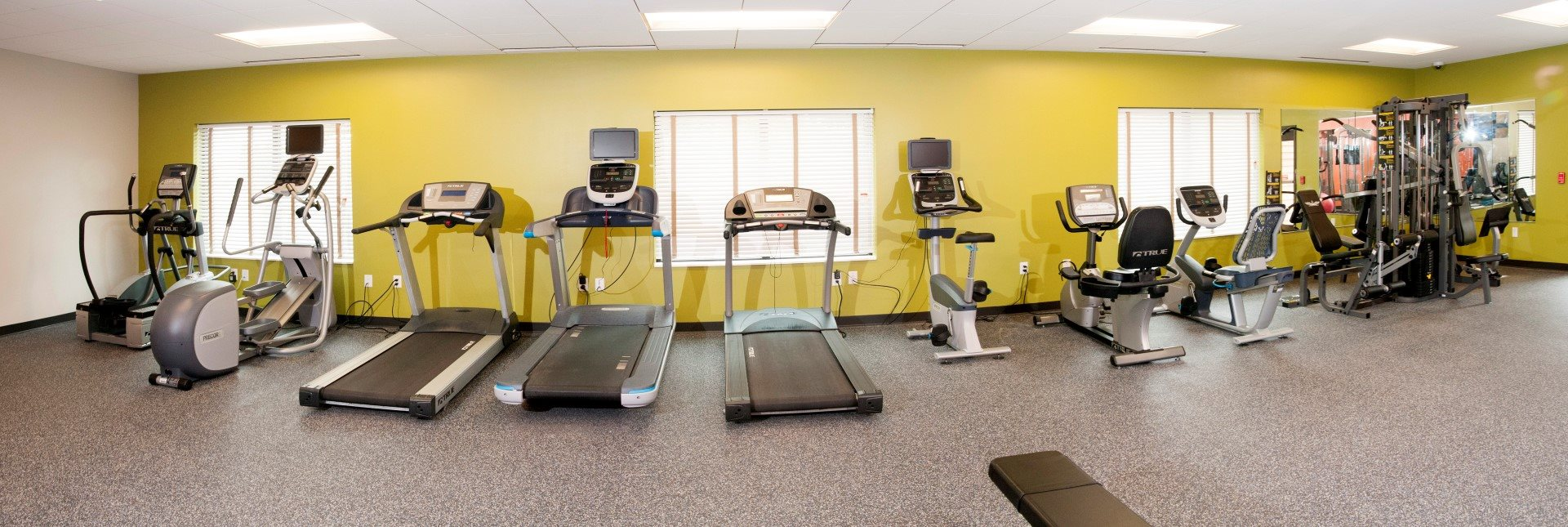 Fitness Studio at Terra Pointe Apartments, St. Paul, 55119
