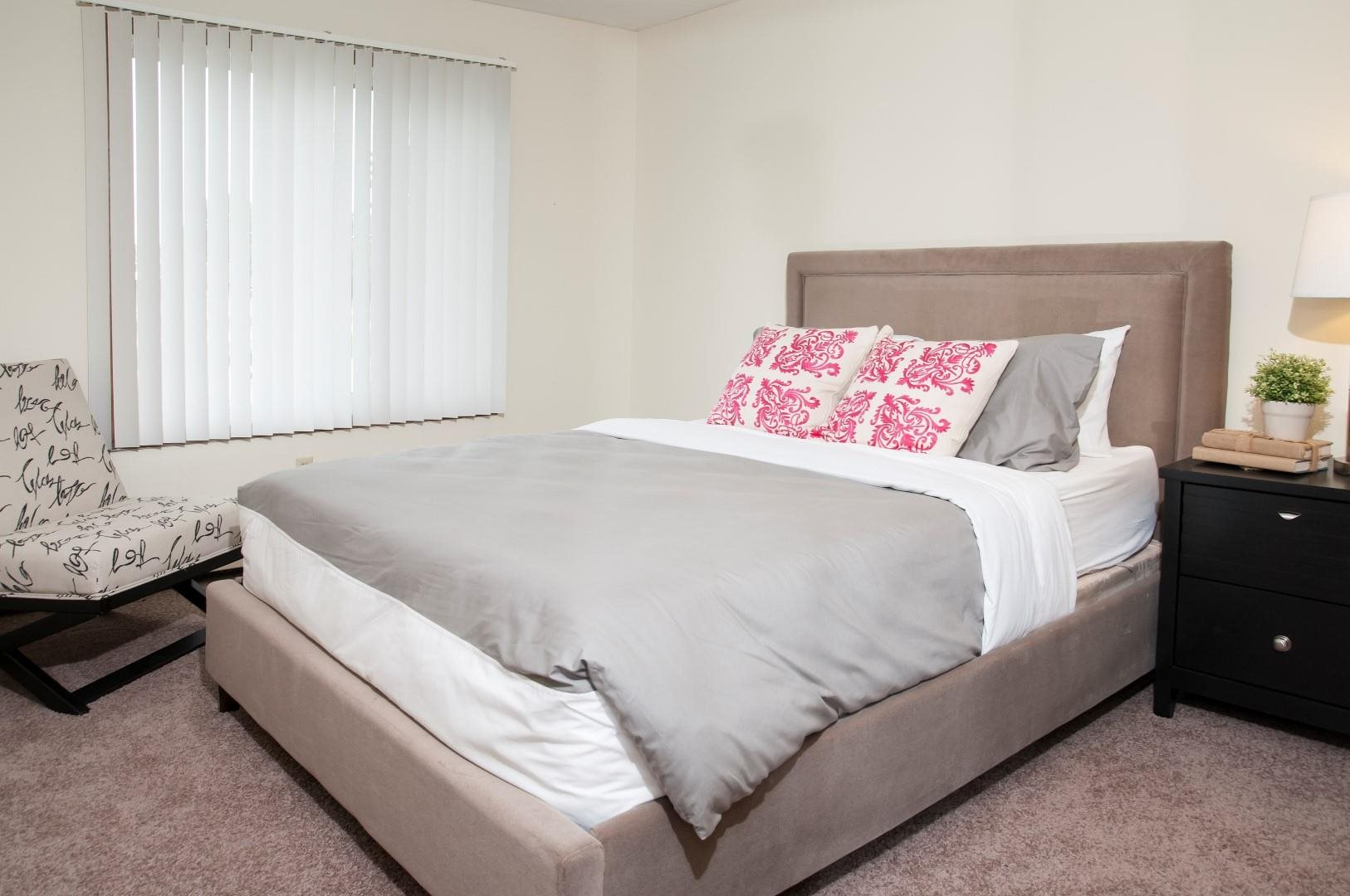 Specious Bedroom at Terra Pointe Apartments, St. Paul, MN 55119