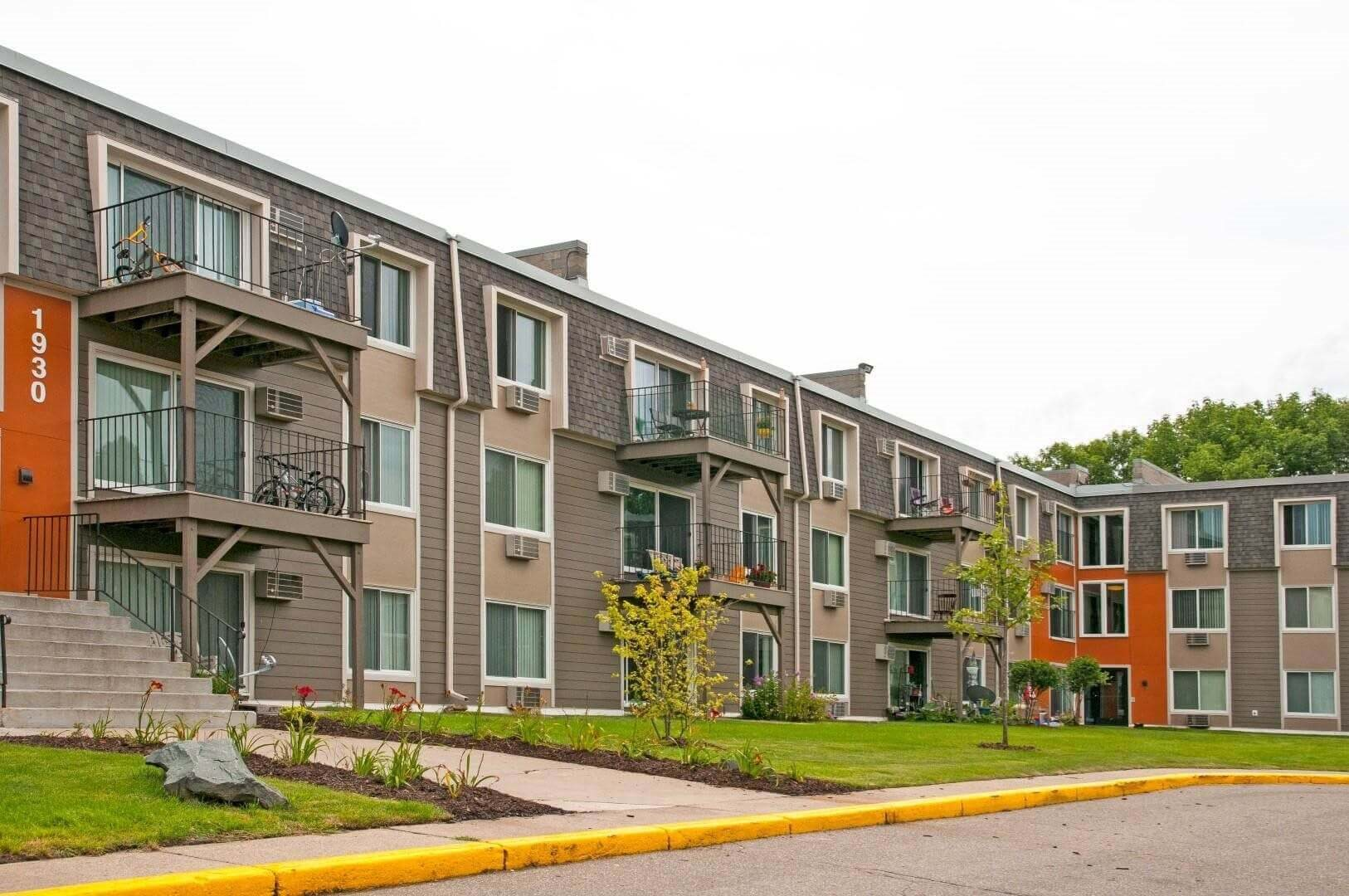 Smoke Free and Nature Freindly Community at Terra Pointe Apartments, Minnesota