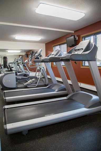 Fully Equipped Fitness Center at Eden Glen, Minnesota, 55344