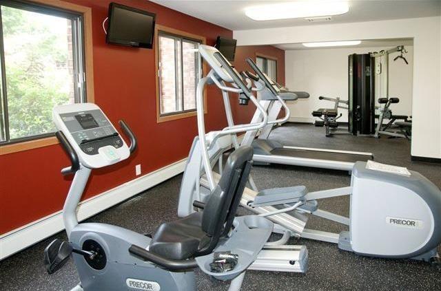 High-Tech Fitness Center at Eden Glen, Minnesota, 55344