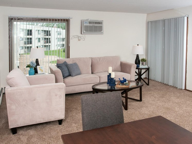 Upgraded Interiors at Hillsborough Apartments, Minnesota
