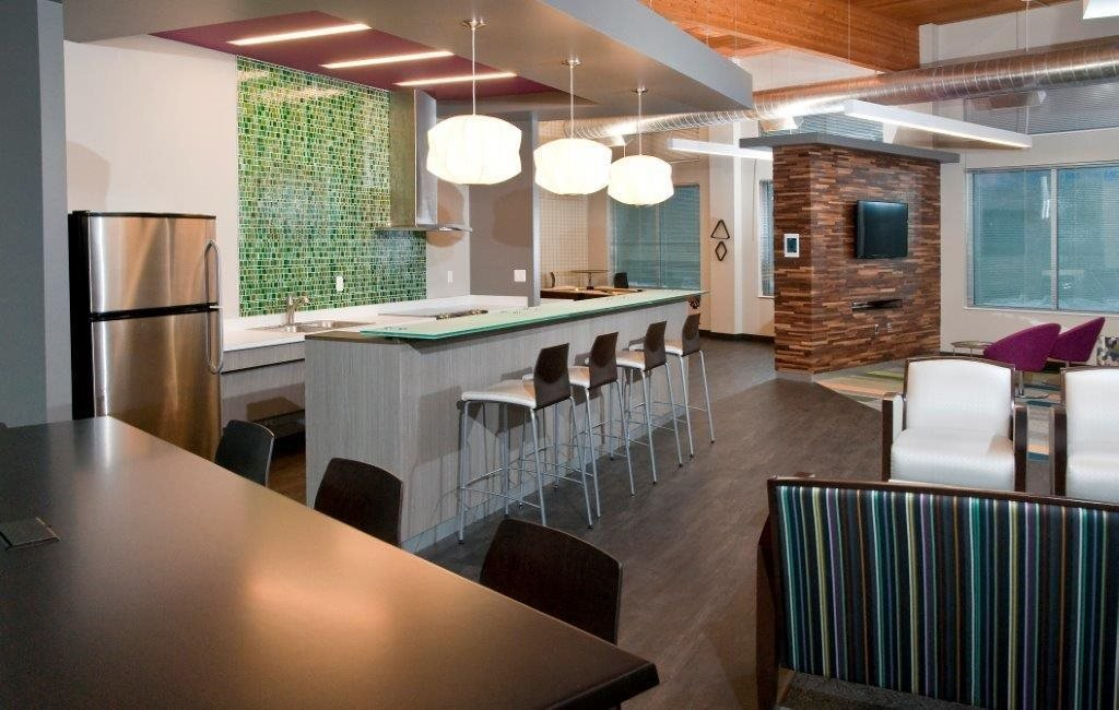 Stylish Clubhouse at Shoreview Grand, Minnesota, 55126