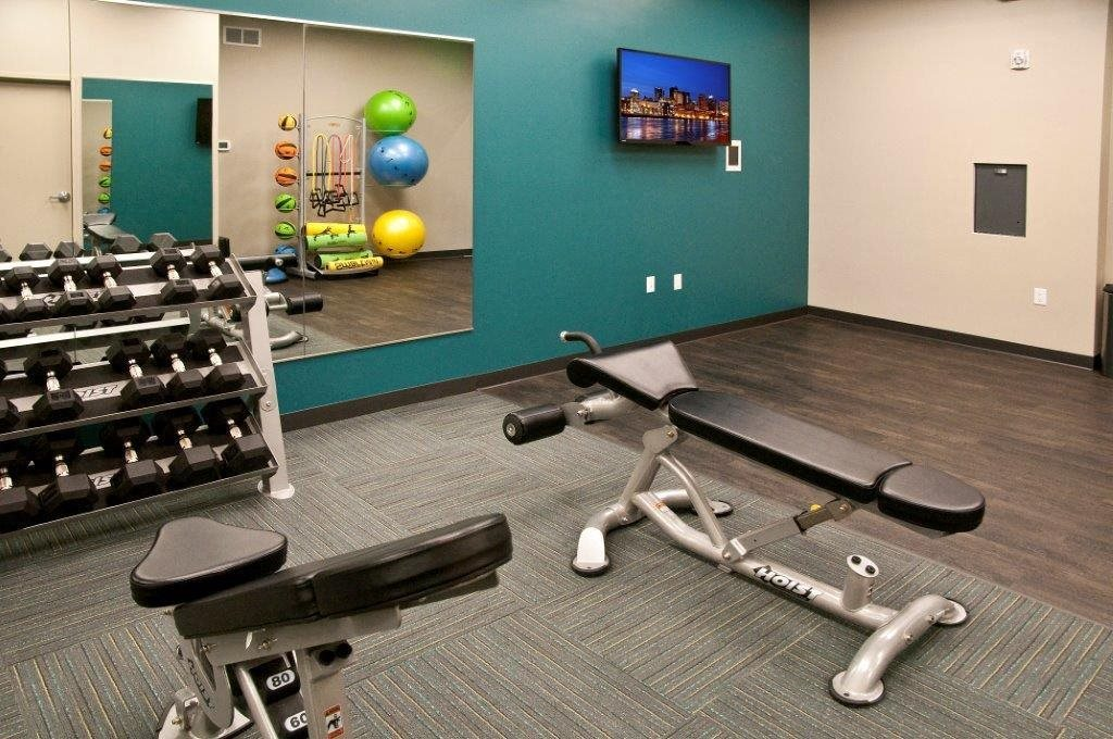 Free Weights at Shoreview Grand, Shoreview, 55126