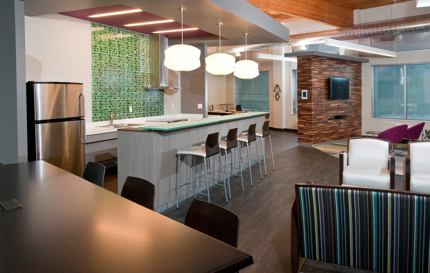 Beautifully Remodeled Clubhouse at Shoreview Grand, Shoreview, Minnesota