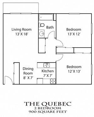 Quebec - Renovated