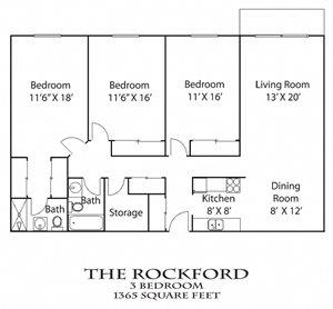 Rockford - Renovated