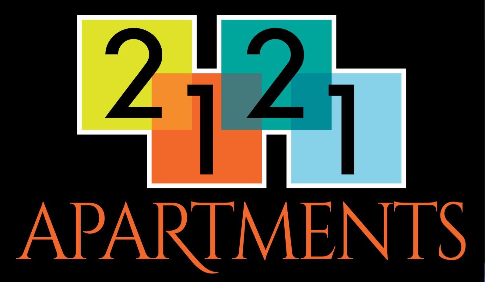 2121 Apartments Logo