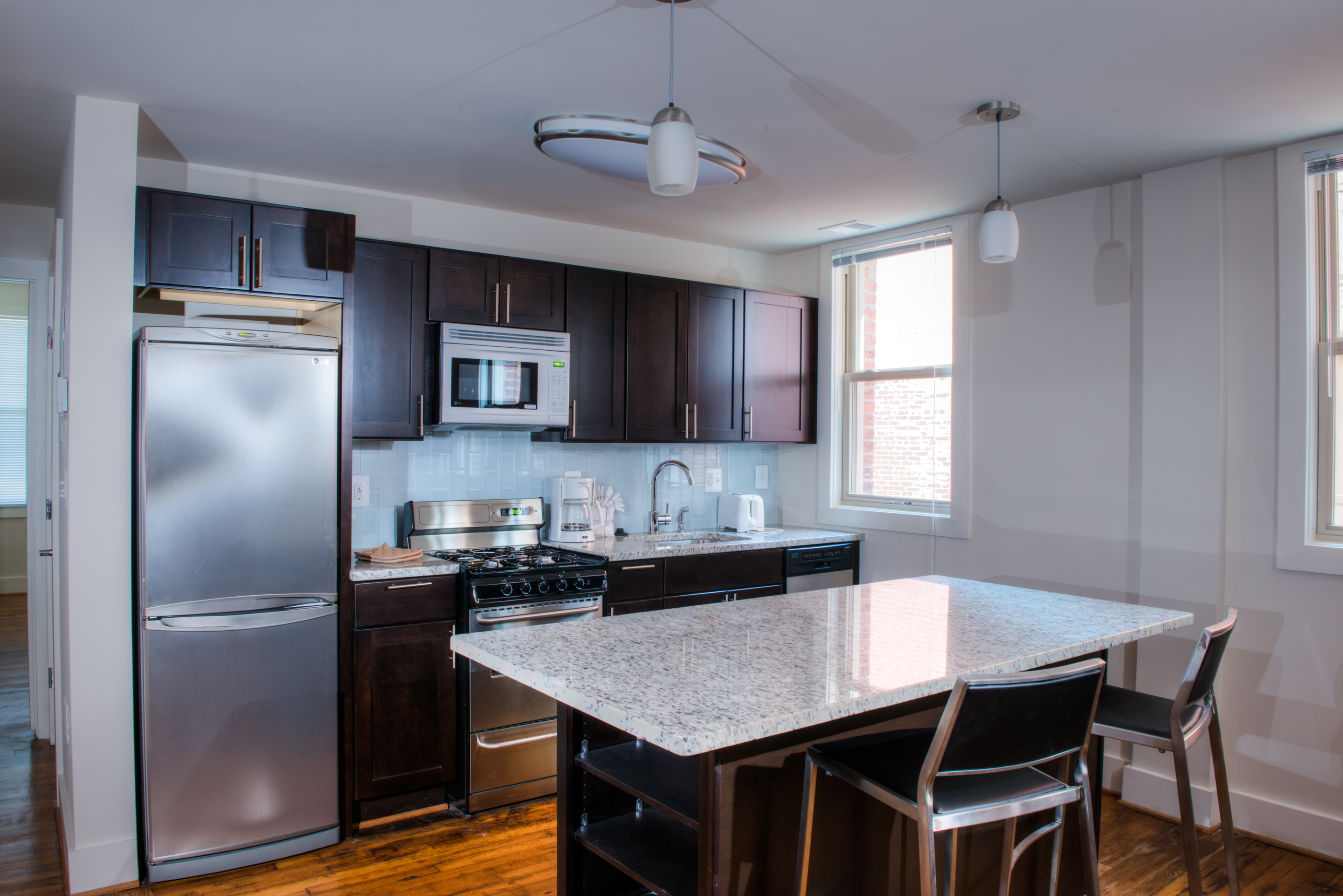 Kitchen | Park Road Courts in Columbia Heights