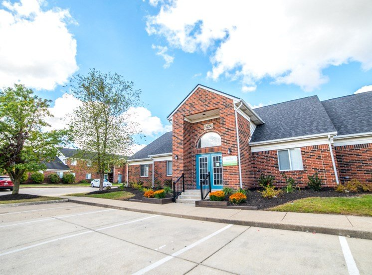 Clubhouse  at Bradford Place Apartments, Lafayette, Indiana