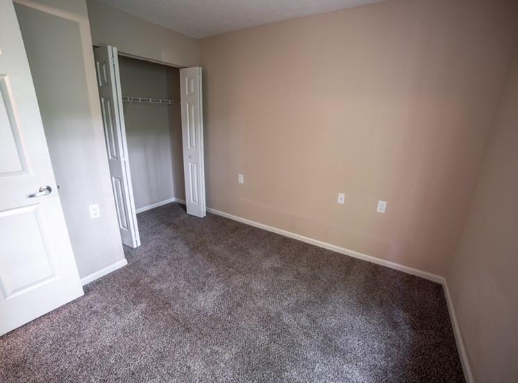 Closet View at Bradford Ridge Apartments, Indiana