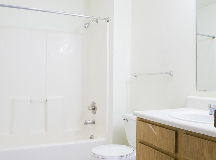 Bathroom - Bradford Woods Apartments in Peoria, IL