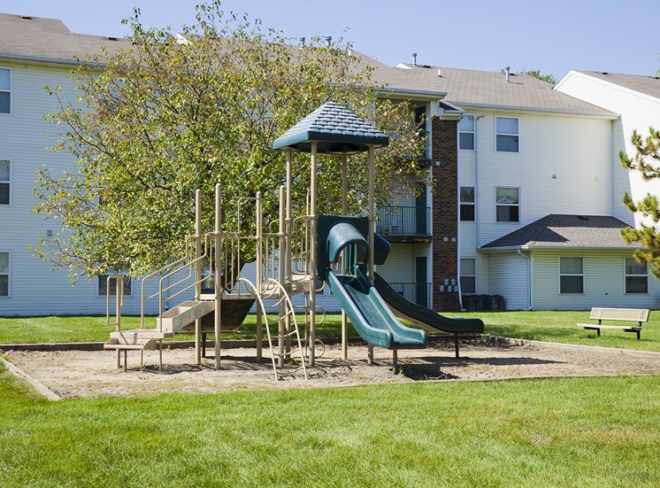 playground - Bradford Woods Apartments in Peoria, IL