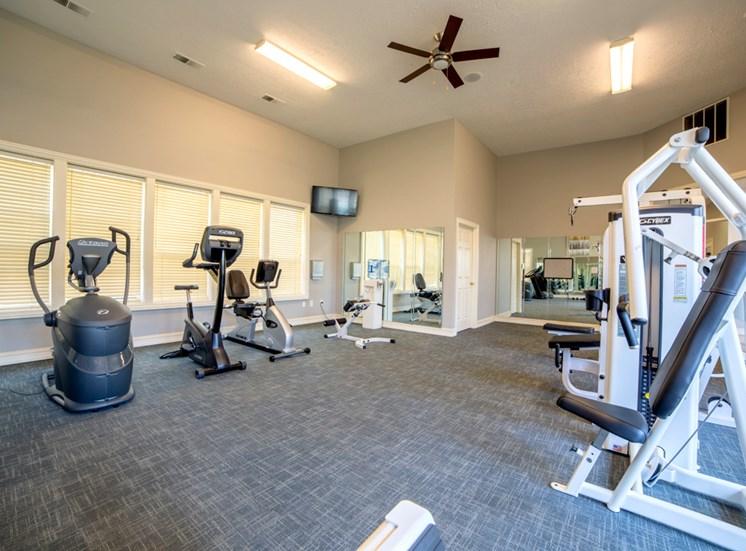 Fitness Center 1 Bedroom Apartments, 2 Bedroom Apartments, 3 Bedroom Apartments In Louisville, Champion Farms Apartments in Louisville