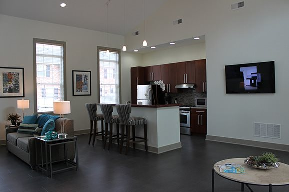 Monon Park Apartments in Broad Ripple, Indianapolis, IN