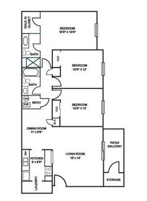 Stonybrook Apartments in Indinapolis near I-70 and German Church