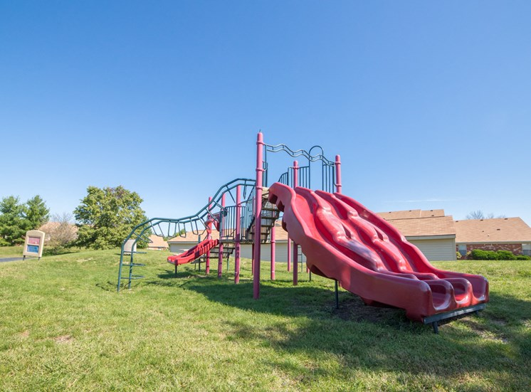 Playground -  Bradford Run Affordable Apartments in Kokomo, Indiana