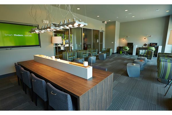 Clubhouse -  The Cole Apartments in Columbus, Indiana