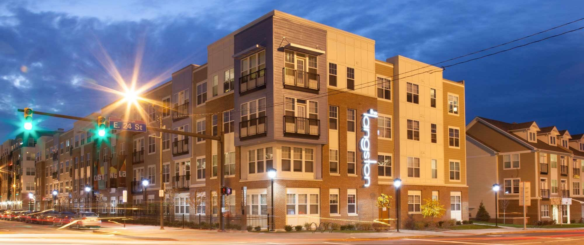 The Langston | Apartments near Cleveland State University ...