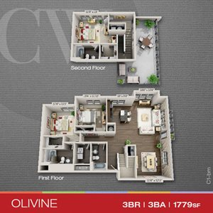 The Residences at CityWay, Indianapolis, Indiana