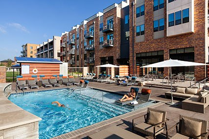 Apartments in Indianapolis, Residences at CityWay