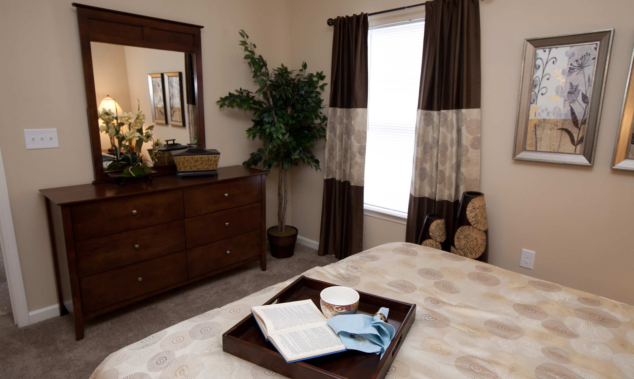 One Bedroom Apartments-Apartments at Grand Prairie, Peoria, Illinois