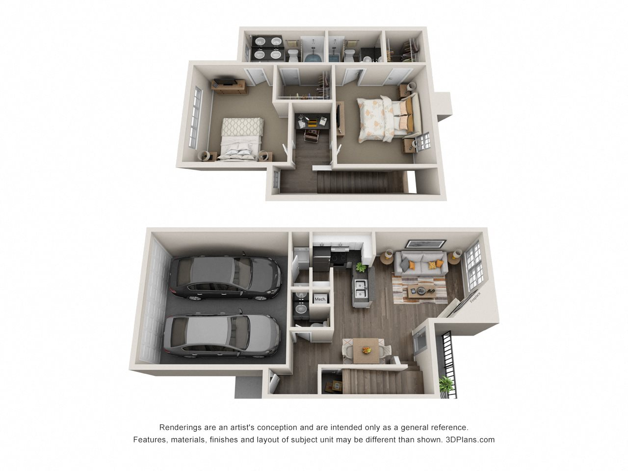 Concord Floor Plan 3