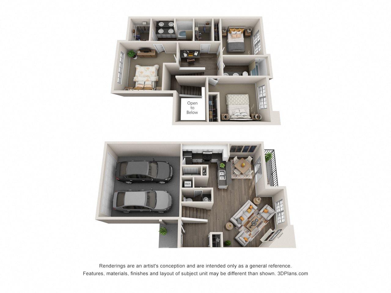 Nantucket Floor Plan 5