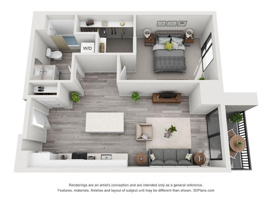 B1C Floor Plan 27