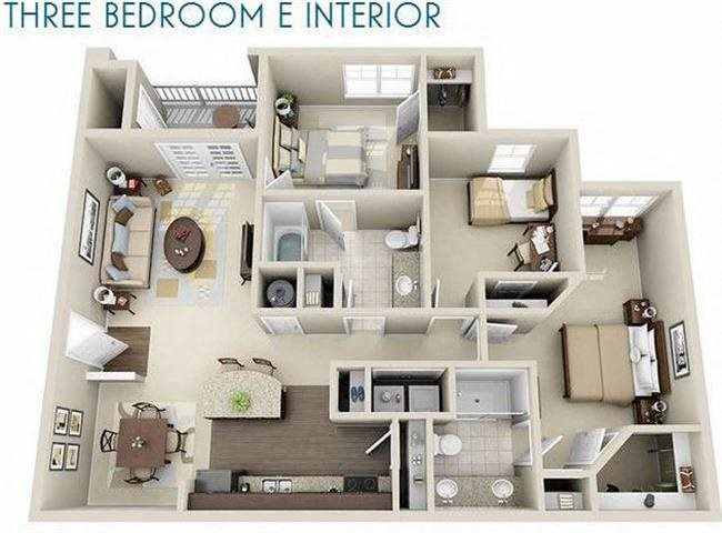 East Hampton Floor Plan 5