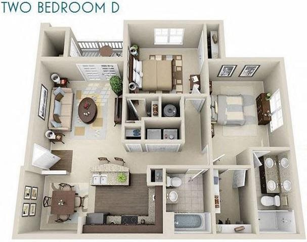 The Valencia Floor Plan 3