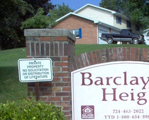 104 Barclay Heights 1-2 Beds Apartment for Rent Photo Gallery 1