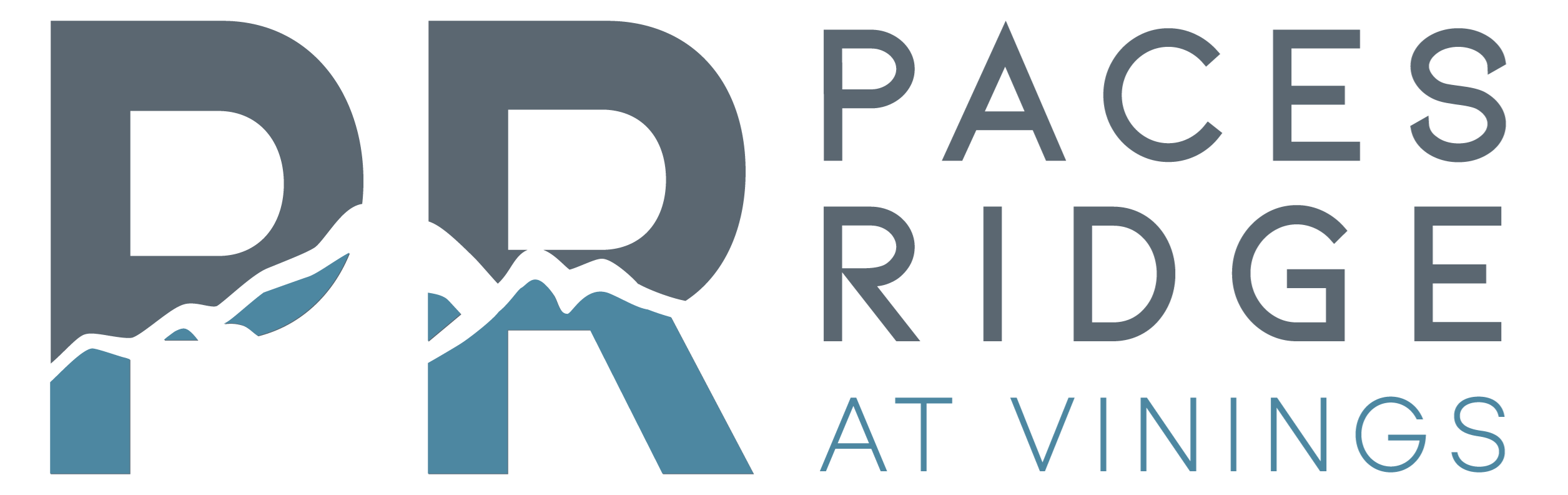 Paces Ridge logo