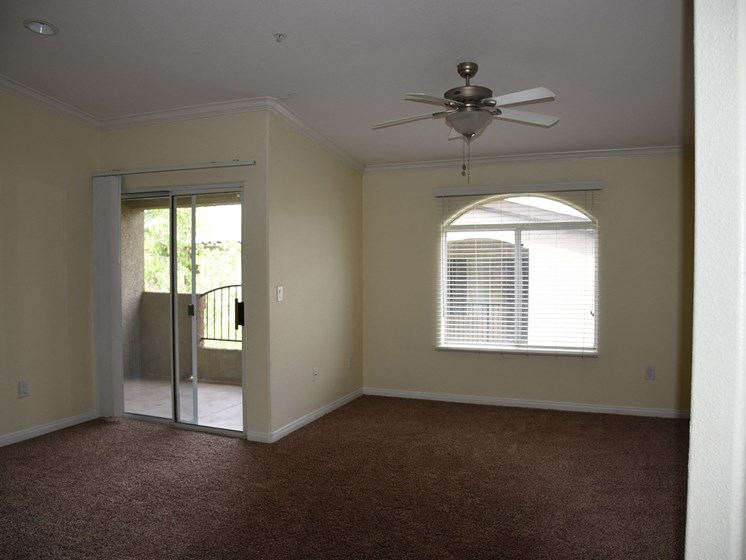 Living Room in Condo