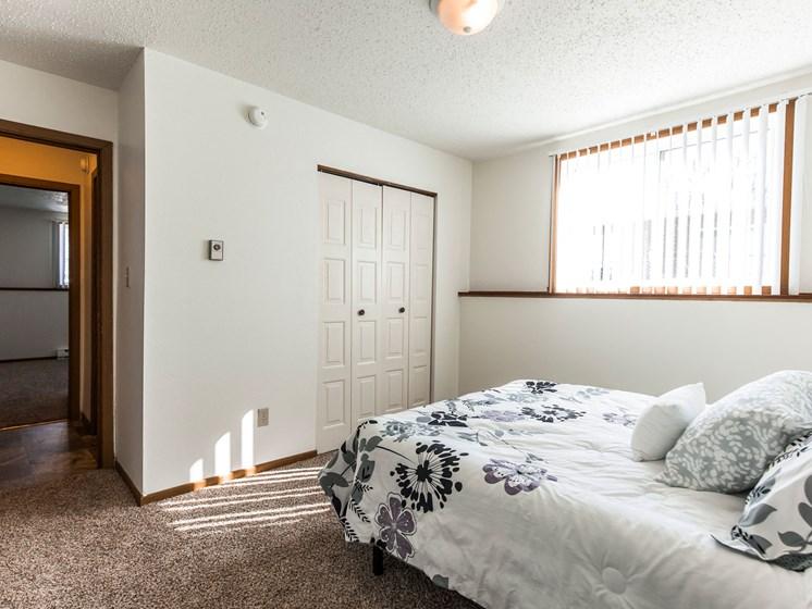 Autumn Apartments | 2 Bedroom | Bedroom