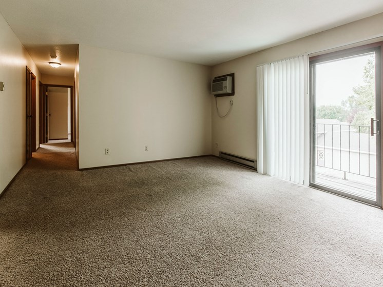 Carling Manor Apartments | 3 Bedroom | Living Room