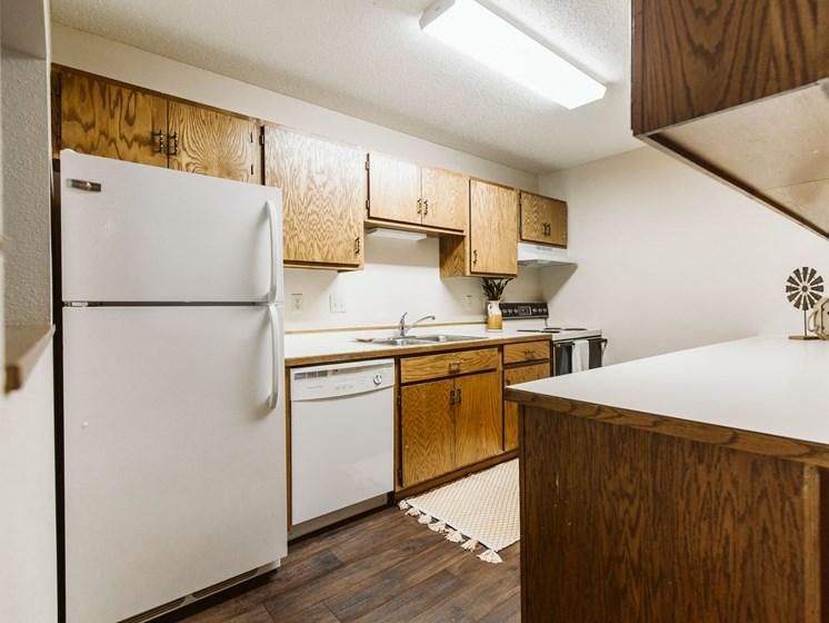 Harrison Apartments | 3 Bedroom | Kitchen