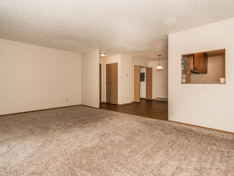 Kremer Apartments | Living & Dining Room