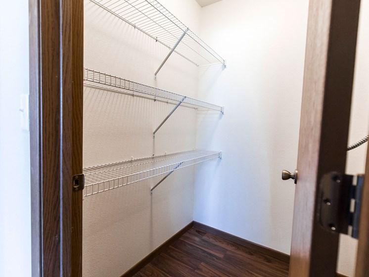 Library Lane Apartments | Storage Room