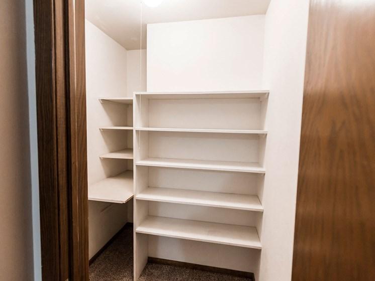 Mayfair Apartments | Storage Room