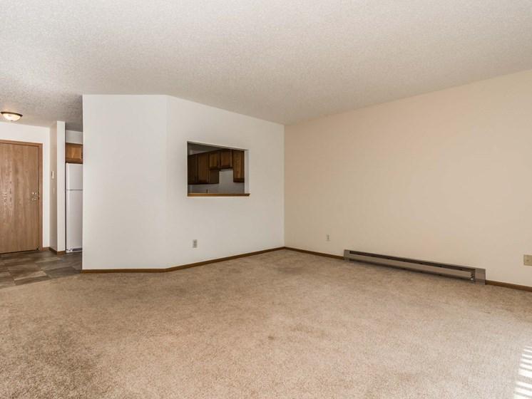 Richfield Apartments | 1 Bedroom | Living Room