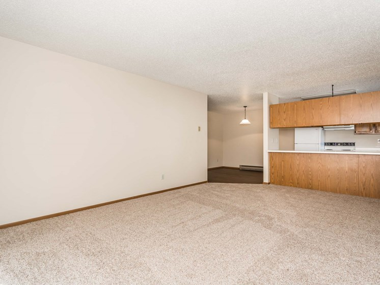 Richfield Apartments | 2 Bedroom | Living Room