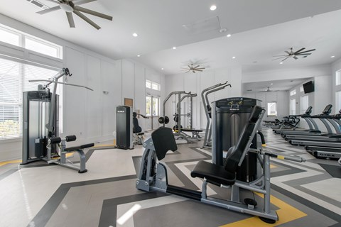 Capital Crest Fitness Center