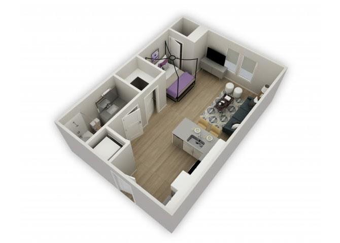 Bliss floor plan